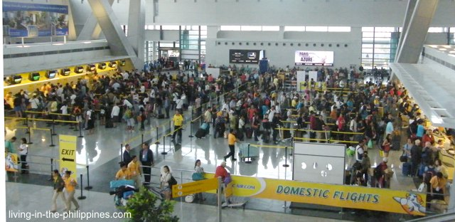 Murphy S Law Won Battles Not War Philippines Airport