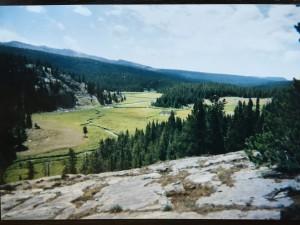 wyoming scenery lake helen bighorn mountains