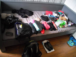 rtw packing list contents