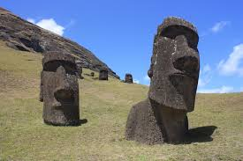 the cost of a rtw ticket might be worth it if you're longing to see easter island statues
