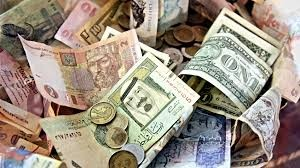 the cost of a RTW ticket requires money foreign currency many currencies