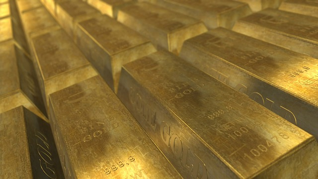 gold bars which you won't actually get even if you make money while traveling the world
