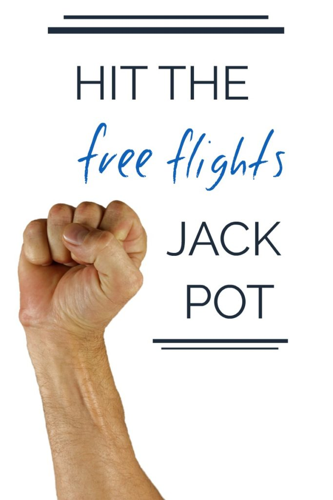 use budget travel blog half the clothes to learn how to get free flights with travel credit card hacking