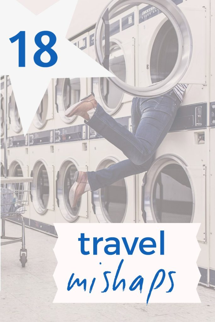 travel mishap stories from storytelling travel blog half the clothes