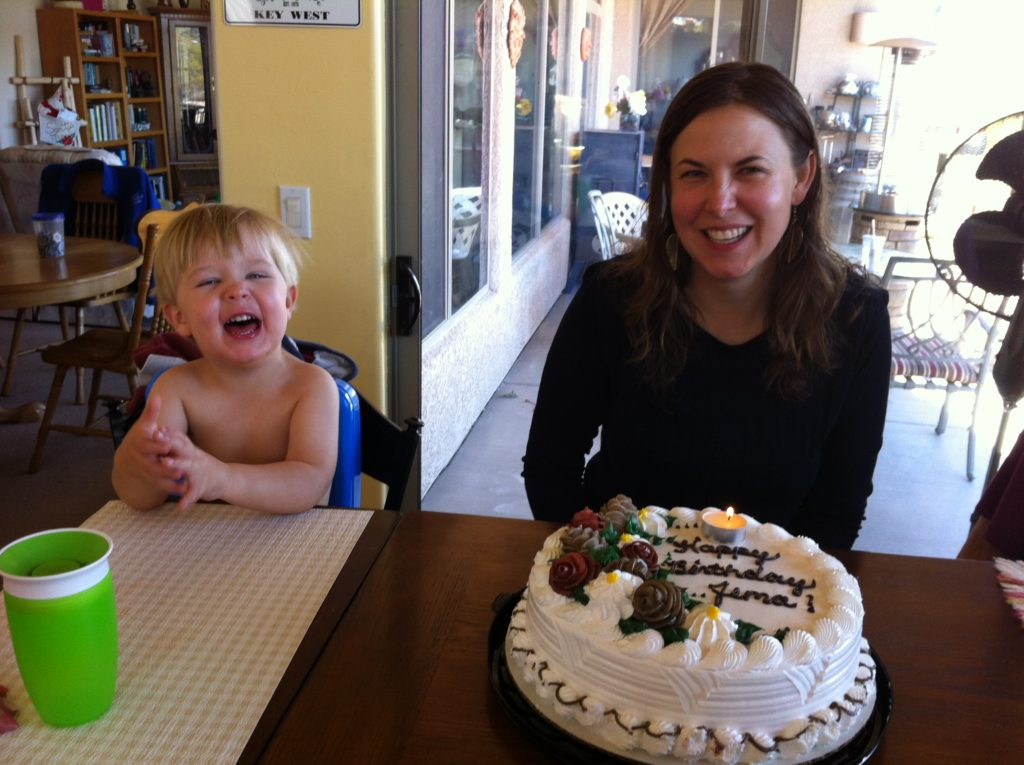 Top slow travel blog Half the Clothes' author Jema celebrates her birthday