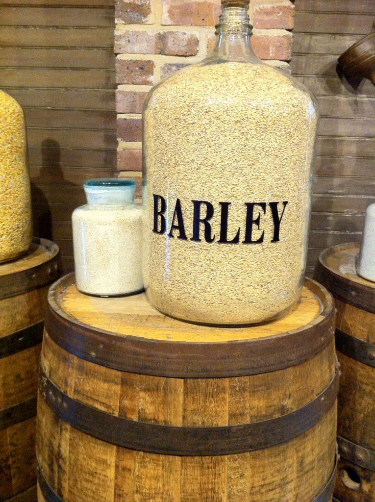 barley jack daniel's tour lynchburg