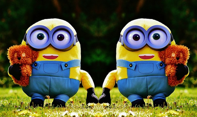 Is fructose better than table sugar? No. Table sugar only has half the fructose, which like these crazy minions, wreaks havoc on your life