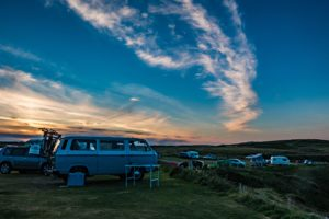 Sleep for free near me or where ever you choose to pull your car or van off at the end of a long day's journey. with this retro camper van, eat dinner outside while enjoying the sunset in the distance. Enjoy your free place to stay while connecting with other travelers!