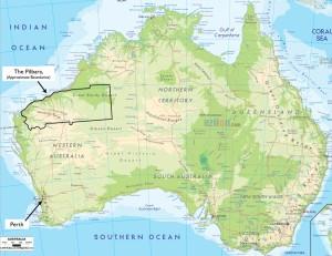 The infamous Pilbara (said Pill-bruh)