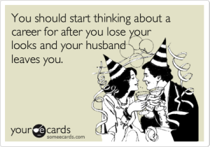 alimony career