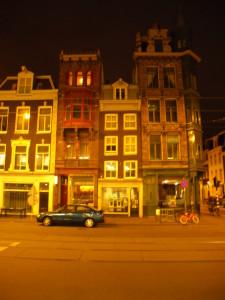 tall Amsterdam buildings