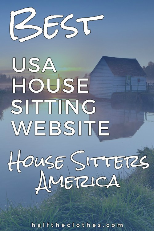 House Sitters America review - house sitting website review to find house sitting jobs usa