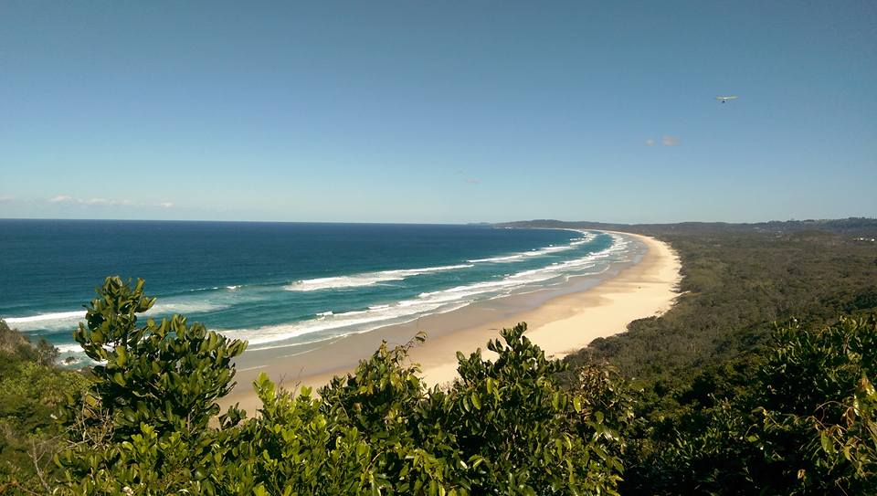 If you work in Australia, you will no doubt see a gorgeous coastline like this of your australia working holiday
