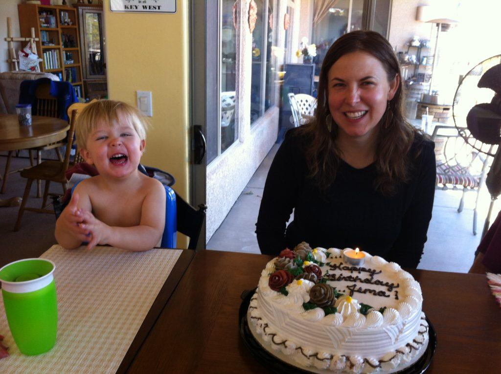 Top slow travel blog Half the Clothes' author Jema celebrates her birthday