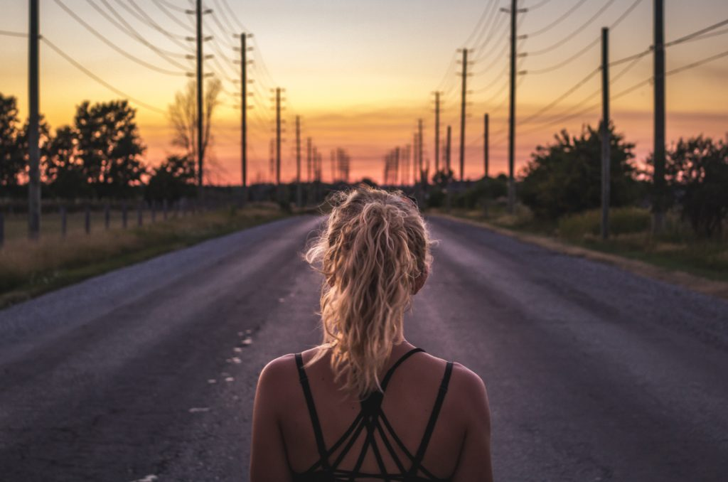 Can we live without smartphones? Yes! Of course! This life without smartphone essay has substitutions for things people often think they need a smartphone to do - e.g. go on a run at sunrise like this woman
