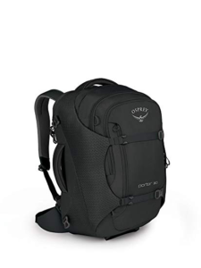 Osprey porter 30 with compression straps
