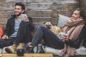Finding free places to stay is not always easy, but sometimes you can find free accommodations in the form of couch surfing! Make a friend in exchange for free lodging.